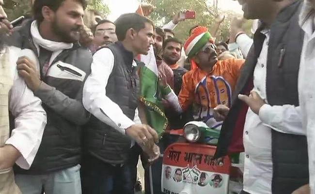 Rajasthan Results LIVE : राजस्थान में विधायक दल की बैठक कल, तय होगा मुख्यमंत्री का नाम