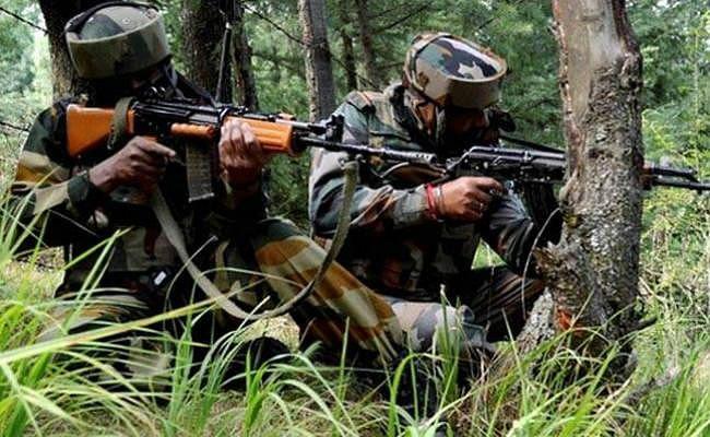 जम्मू-कश्मीर : 16 घंटों की मेहनत के बाद लश्कर के दो आतंकियों को किया गया ढेर