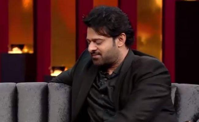 किसे डेट कर रहे हैं प्रभास? ''बाहुबली'' एक्टर ने दिया ऐसा जवाब... VIDEO