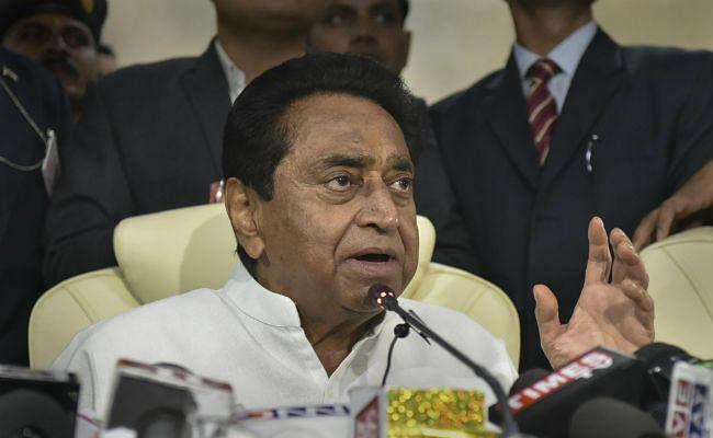 मध्यप्रदेश के मुख्यमंत्री कमलनाथ के खिलाफ बिहार के बेतिया में केस दर्ज