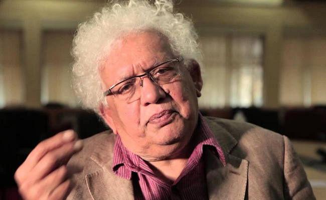 उर्दू को मुसलमानों की भाषा बताना हिंदू राष्ट्रवादियों का दुष्प्रचार : मेघनाद देसाई
