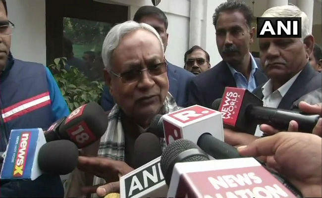 राम मंदिर का मामला अदालत के फैसले से हल हो, बिहार में विकास के लिए प्रतिबद्ध : CM नीतीश