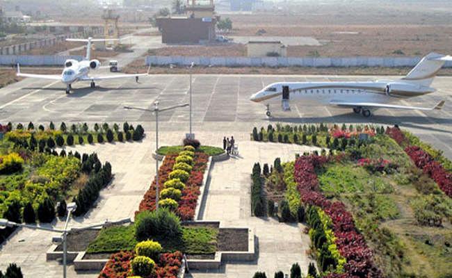 """देवघर एयरपोर्ट निर्माण के लिए एएआइ ने निकाला टेंडर, """"72 करोड़ से टर्मिनल व 30 करोड़ से बनेगी चहारदीवारी"""