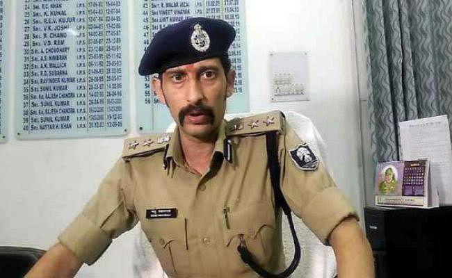 पटना : मनु महाराज समेत छह पुलिस अफसर बने डीआइजी