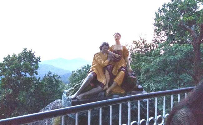 नेतरहाट में एक चरवाहे की अधूरी प्रेम कहानी