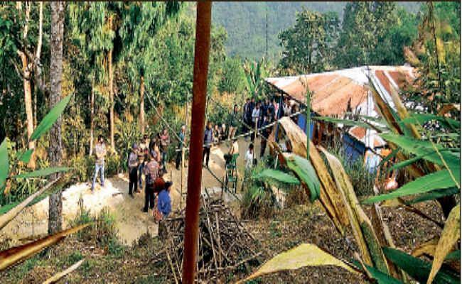 कालिम्पोंग में गृहस्वामी की हत्या करके लूटपाट, बेटे की शादी के लिए रखे थे नकद रुपये और अंगूठी