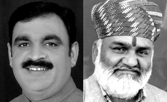 BJP के दो विधायकों की मौत, सड़क हादसे में लोकेंद्र और लंबी बीमारी के बाद कल्याण सिंह का निधन