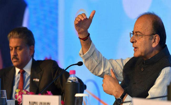 वित्त मंत्री अरुण जेटली ने फिर किया दावा, भारत में सात-आठ फीसदी वृद्धि दर हासिल करने की क्षमता