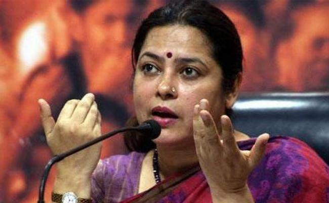 भाजपा सांसद मीनाक्षी लेखी का राहुल पर तंज, कार्ति की गिरफ्तारी ने नानी याद दिला दी