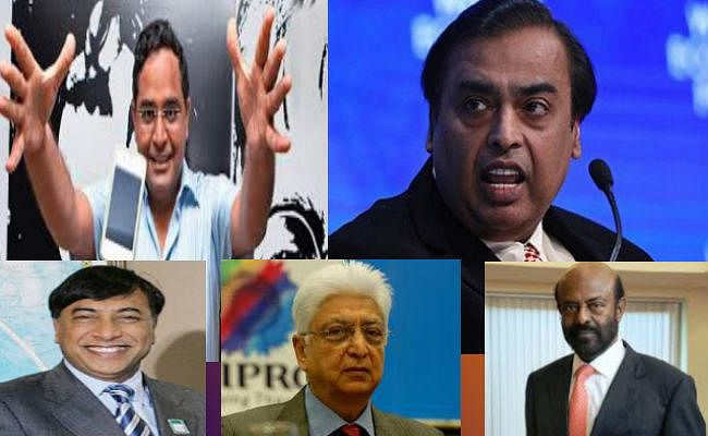 फोर्ब्स की टॉप 100  सूची में चार भारतीय हैं शामिल, जानें कुछ खास बातें