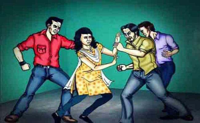 झारखंड : भर्ती पिता से मिलने आयी थी युवती, रिम्स के पीछे हुई  छेड़छाड़, गार्ड के आने पर भागे आरोपी