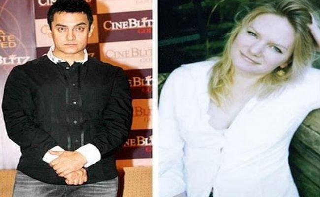 आमिर खान जब ब्रिटिश जर्नलिस्ट जेसिका को दिल दे बैठे थे, बेटे को किया अपनाने से इनकार...!