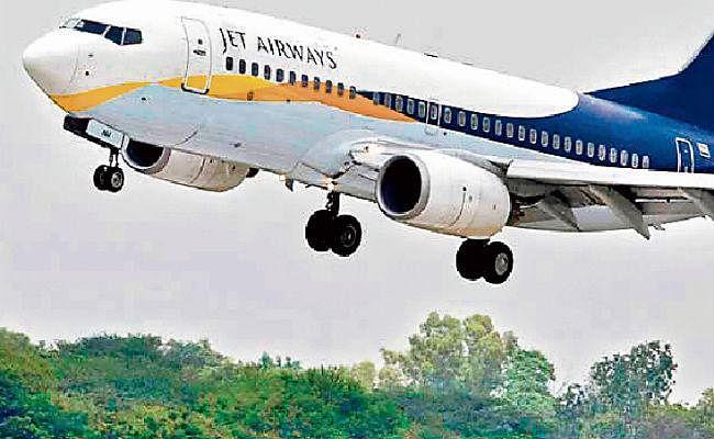 बिहार : ...जब यात्रियों का सामान छोड़ कर उड़ गया जेट विमान, हुआ भारी हंगामा