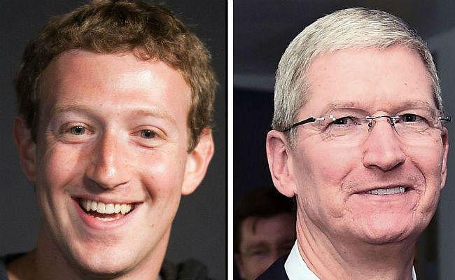 एपल के CEO कुक को जुकरबर्ग ने दिया करारा जवाब  : हमारी पॉलिसी सही, फेसबुक फ्री आपके प्रोडक्ट महंगे