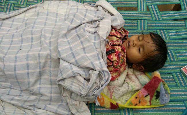 पलामू : टीकाकरण के बाद तीन मासूमों की मौत, छह गंभीर, ग्रामीण भड़के