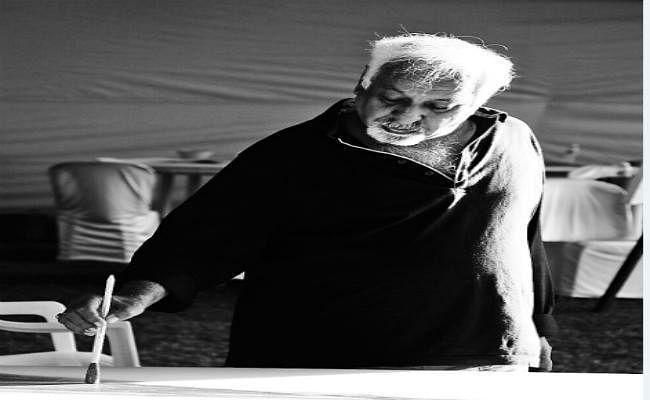 चित्रकला जगत में जनप्रिय विनोद शर्मा : पेंटिंग