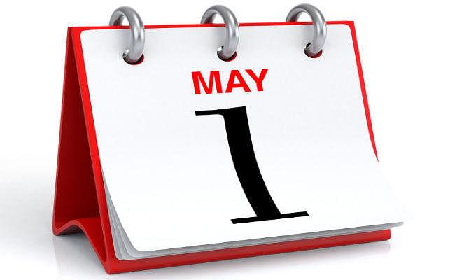 आज एक मई : श्रमिक दिवस के अलावा, इतिहास में इन बातों के लिए भी दर्ज है यह तारीख, जानें