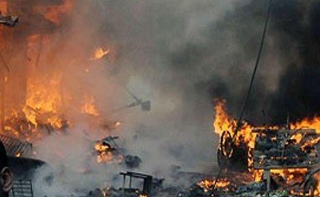 नाइजीरिया में आत्मघाती हमलों में 60 से अधिक लोगों की मौत