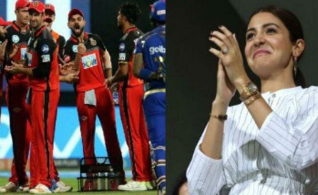 VIDEO: विराट कोहली ने पकड़ा जबर्दस्त कैच, खुशी से तालियां बजाने लगीं अनुष्का