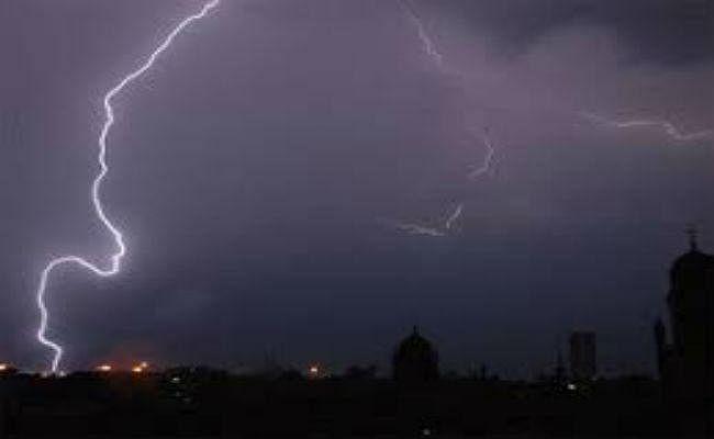 बिहार में वज्रपात से सात लोगों की मौत, मौसम विभाग ने आकाशीय बिजली गिरने का जारी किया था अलर्ट