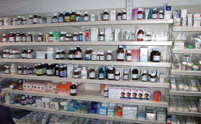 दवा दुकानों में एमआर की इंट्री बंद