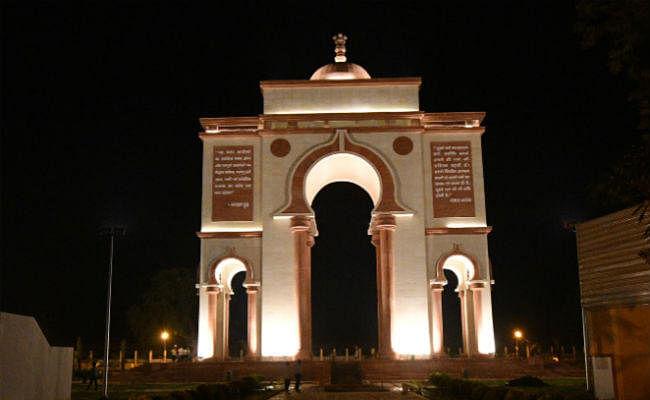 CM नीतीश का ड्रीम प्रोजेक्ट ''सभ्यता द्वार'' तैयार, बनेगा पटना का नया लैंडमार्क, आज शाम को होगा लोकार्पण