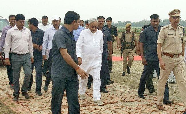 बगहा : CM नीतीश ने किया ''थारू महोत्सव'' का उद्घाटन, कहा- 2021 की जनगणना के बाद SC-ST को आबादी के अनुसार आरक्षण
