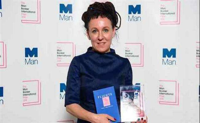पोलिश उपन्यासकार ओल्गा टोकारजुक को उनकी रचना 'फ्लाइट्स' के लिए मिला बुकर पुरस्कार