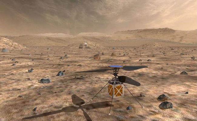 Tech News: मंगल ग्रह पर एलियन की तलाश करेगी एक छोटी प्रयोगशाला