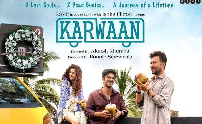 Box Office पर एक सप्ताह पहले ही दस्तक देगी इरफान खान की ''कारवां''