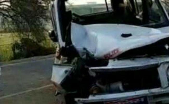 कालिम्पोंग : सीएम की ड्यूटी से लौट रही पुलिस गाड़ी दुर्घटनाग्रस्त, 19 पुलिसकर्मी घायल, नौ की हालत गंभीर