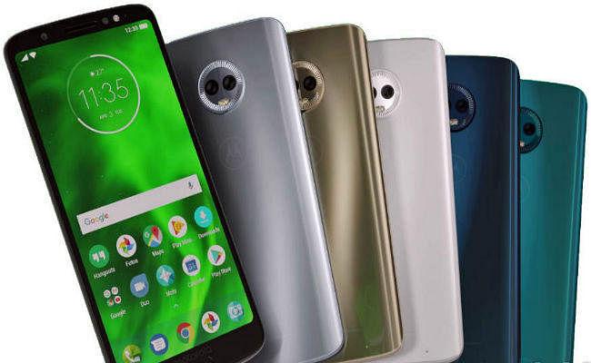 Moto G6 और Moto G6 Play भारत में लांच : दमदार फीचर्सवाले सस्ते स्मार्टफोन्स...!