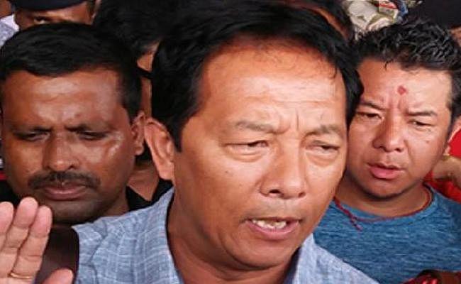 विनय तमांग बने कैबिनेट मंत्री, अनित को भी मिला राज्य मंत्री का दर्जा