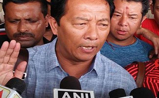 दार्जिलिंग : किसी चुनाव में भाजपा का समर्थन नहीं करेंगे : विनय तमांग