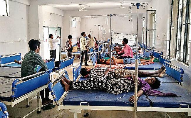 मुजफ्फरपुर में श्राद्ध का भोज खाने के बाद एक बच्चे की मौत, करीब 40 लोग बीमार