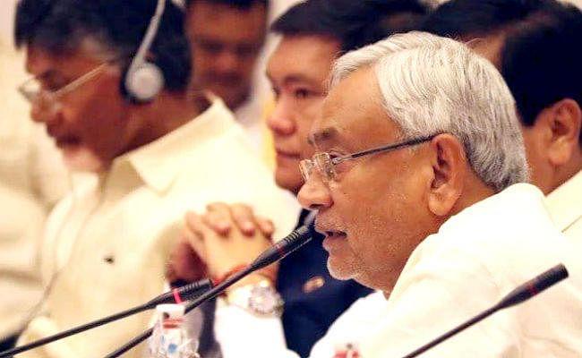 नीति आयोग से बोले CM, आंगनबाड़ी सेविका-सहायिका का बढ़े मानदेय, केंद्रीय योजनाओं की राशि सीधे लाभुकों के खाते में दें