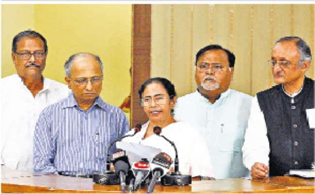 जमाई षष्ठी पर सीएम ममता ने दी सौगात, राज्यकर्मियों को 25 फीसदी डीए का तोहफा
