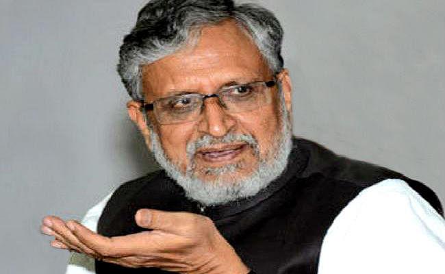 केंद्र से आवंटन बढ़ाने की मांग करेगी बिहार सरकार : सुशील मोदी
