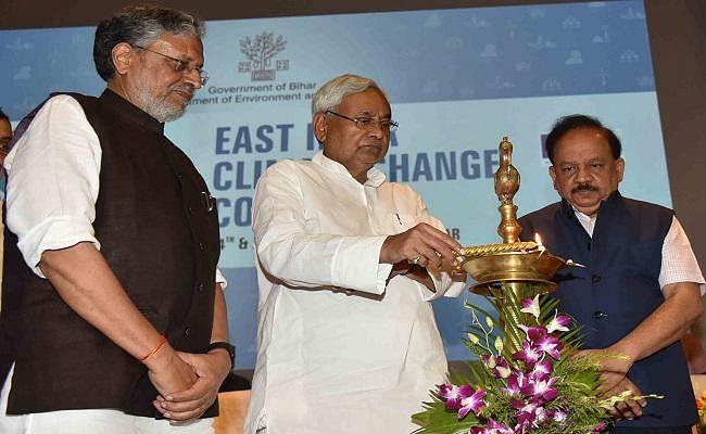 बिहार में पहली बार ''ईस्ट इंडिया क्लाइमेट चेंज कॉन्क्लेव'' का आयोजन, CM ने जलवायु परिवर्तन पर जतायी चिंता