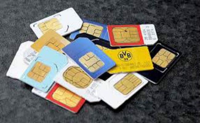 मोबाइल सिम के लिए देनी होगी उपभोक्ताओं को वर्चुअल आइडी