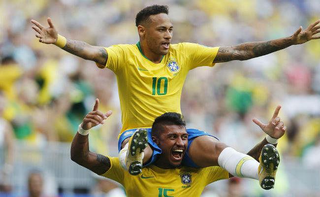 FIFA WC : नेमार का जादू चला, मैक्सिको को रौंदकर ब्राजील शान से क्वार्टर फाइनल में
