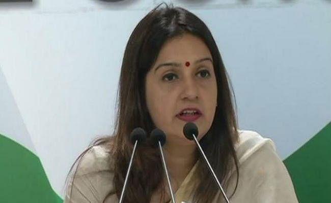 कांग्रेस नेता प्रियंका की बेटी को रेप की धमकी : गृह मंत्रालय ने मुंबई पुलिस को दिया मामला दर्ज करने का निर्देश