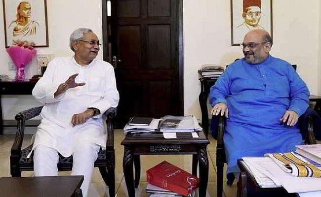 अमित शाह 12 जुलाई को नीतीश कुमार से मिलकर तय करेंगे बिहार में सीट बंटवारे का फॉर्मूला