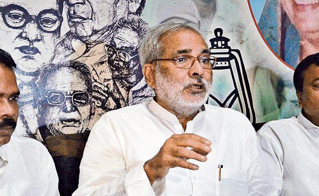 रघुवंश प्रसाद ने लगाया आरोप, कहा, बिहार को सूखाग्रस्त घोषित करने में सरकार कर रही देरी