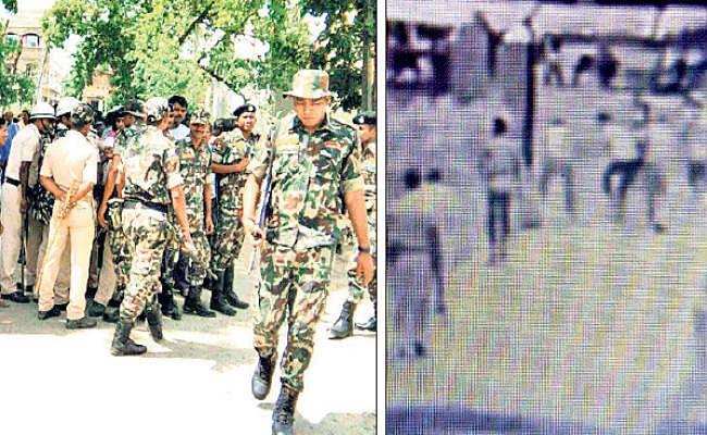 मोतिहारी : ढाका व्यवहार न्यायालय में पेशी के लिए आये शातिर अभिषेक झा को अपराधियों ने मारी गोली