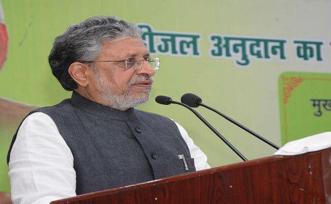 बिहार में यूनिक आईडी देकर निबंधित किसानों को दी जायेगी सभी योजनाओं का लाभ- सुशील मोदी