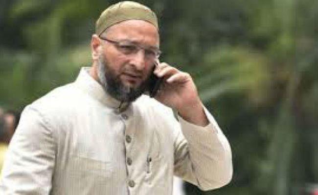 हमारी दाढ़ी काटने वालों को हम मुस्लिम बना देंगे, उन्हें दाढ़ी रखने पर मजबूर करेंगे : ओवैसी