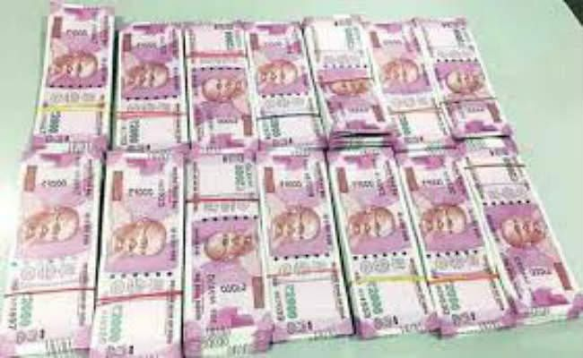 7 लाख के नकली नोट बरामद बंगाल से जुड़े तार