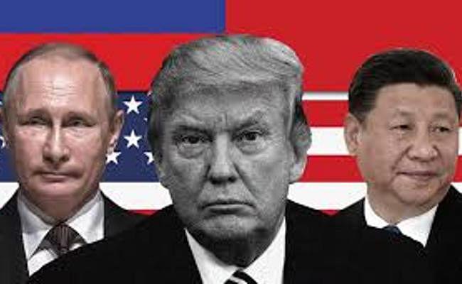 रूस और चीन की कंपनी पर अमेरिका ने लगाया प्रतिबंध