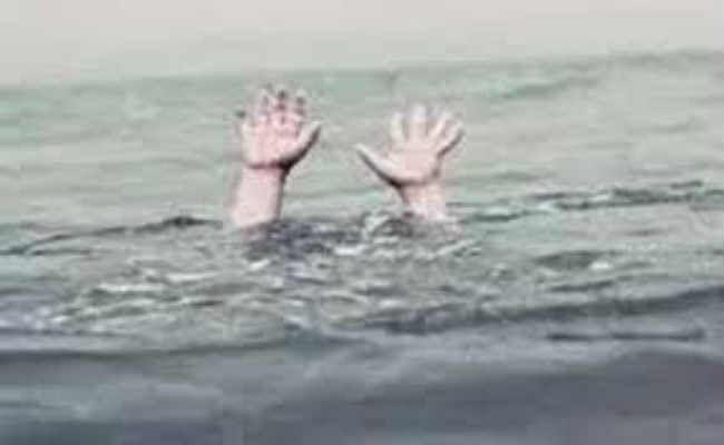 कोंच में आहर में डूबने से दो बच्चे की मौत